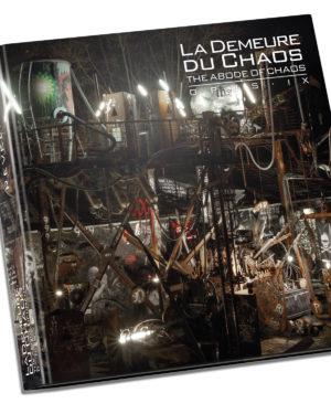 livre Demeure du Chaos