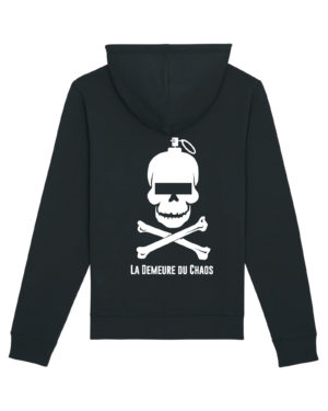 sweat capuche chaos Jolly Roger